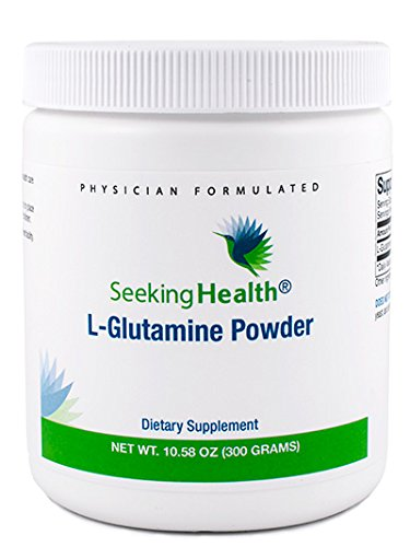 L Glutamine Powder Allergens Seeking Health