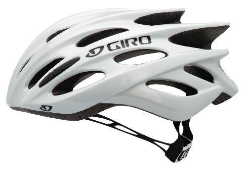 Cheap Giro Prolight Bike Helmet, White/Silver, Large