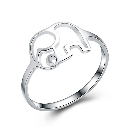 Sterling Silver Smooth Ring - 9