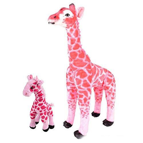 - Adventure Planet Pink Standing Giraffe ~ 25