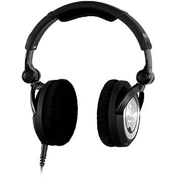Ultrasone PRO 900 S-Logic Surround Sound Professional Closed-back Headphones with Transport Box