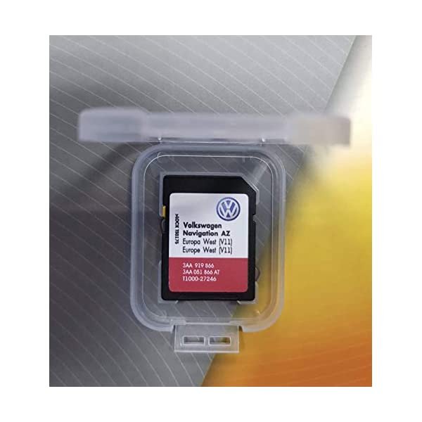 2018//2019 Volkswagen RNS 315 NAVIGATION SD CARD  Europe SAT NAV MAP UPDATE VW