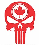 Maple Leaf Punisher Skull Deca