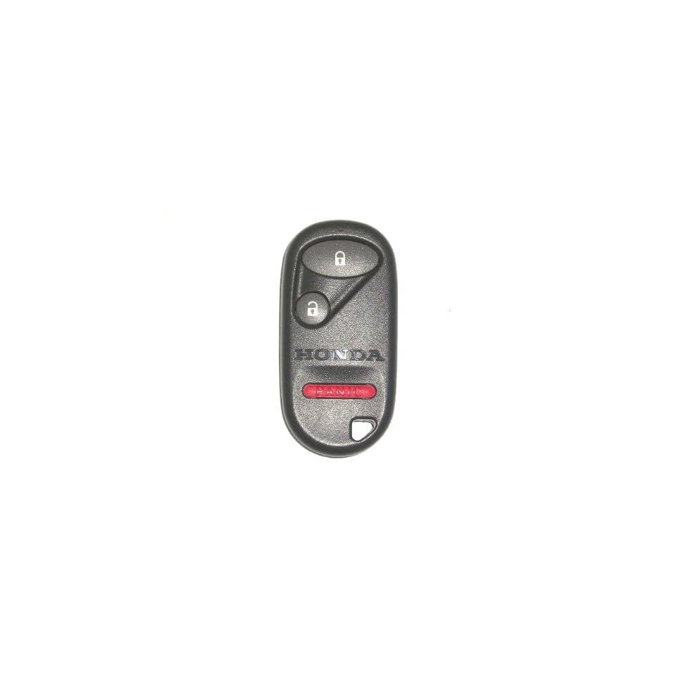 Honda Accord, Civic, Element Factory Keyless Entry Remote with Programming Instructions (FCC ID NHVWB1U523 or NHVWB1U521)
