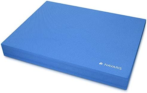Amazon.com : Navaris Foam Balance Pad - Yoga Fitness ...