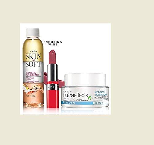 Avon Skin So Soft Supreme Nourishment Triple-Phase Body Oil,