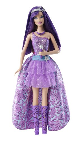 Amazon.com: Barbie The Princess & the Popstar 2-in-1 Transforming Keira Doll: Toys & Games