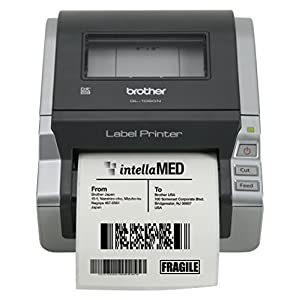 "Brother Network Ready 4"" Wide Label Printer (QL-1060N)"