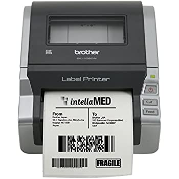 """Brother Network Ready 4"""" Wide Label Printer (QL-1060N)"""