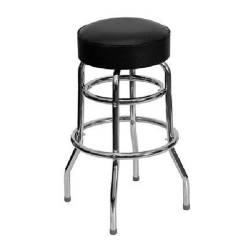 Gg Chrome Bar Stool - 9