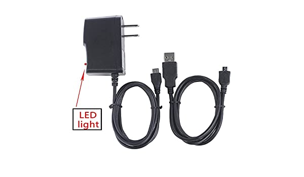AC Power Adapter Charger Cord For Polaroid PBT511 PBT517 PBT526 PBT597 Speaker