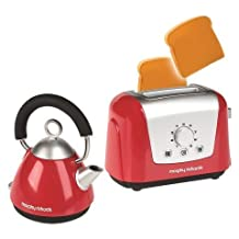 Casdon Toys Morphy Richards Kettle and Toaster Set TRG