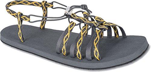 Damen BAT Kiva H13 Sandale etno yellow