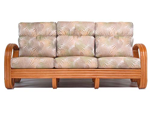Rattan Living Room Furniture Sofa Couch (#1790H-IS)