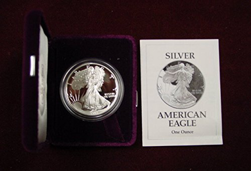 1993 P Silver Eagle Proof ()
