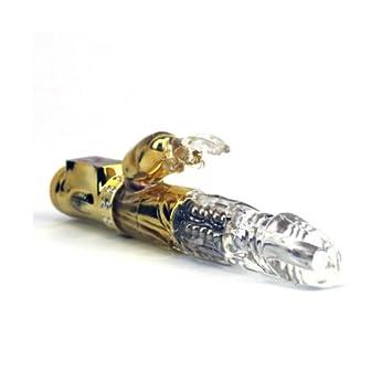 Golden jack rabbit vibrator