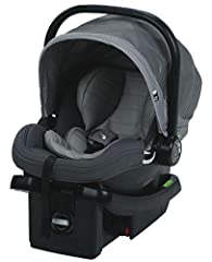 The City Go infant car seat provides a safe spot for baby to join in on your adventures from day one! It securely attaches to your favorite Baby Jogger stroller to create a travel system and can quickly go from city street to taxi, without a ...