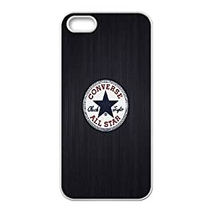 iPhone 4 4s Cell Phone Case White Converse Allstar Logo SUX_057253