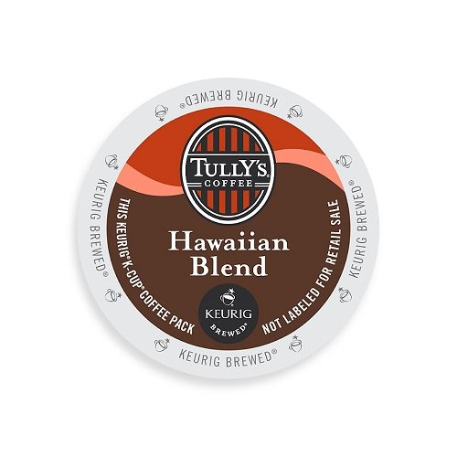 Tullys Coffee K Cups Hawaiian Blend product image