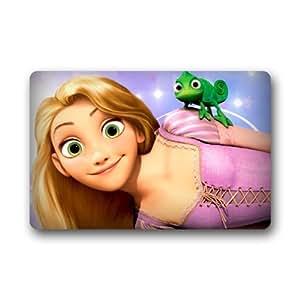 """Alta calidad enredados Rapunzel Felpudo 23.6x15.7"""""""