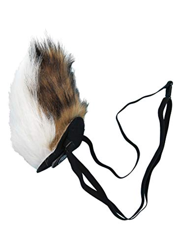 elope Deer or Fawn Costume Perky Tail Brown -
