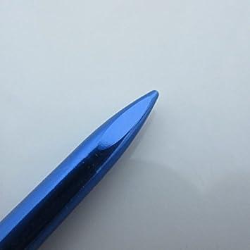 Stitching Needles Lacing 2 Pack Black 3 1//2 550 Type III Aluminim Paracord FID