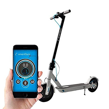 SmartGyro Xtreme White - Scooter Eléctrico 8,5