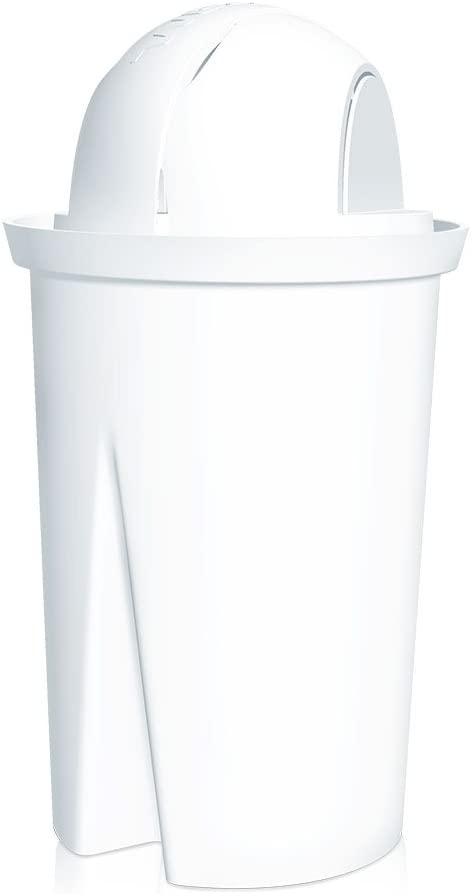 WESSPER AQUACLASSIC Water Filter Jug 3.5L and 1 Classic cartridge 150 L Black