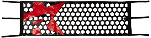 - RBP RBP-203R Honeycomb Tailgate Net for Full Size Pickups-Red Star