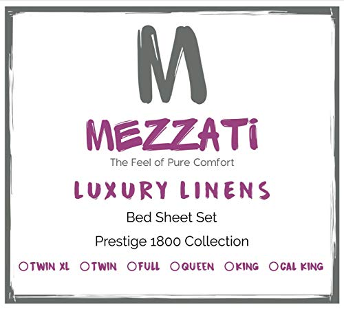 Mezzati Luxury Bed bed-sheet Set bed-sheet Pillowcase Sets