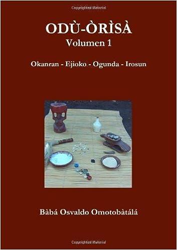 Book Od?-?r?s? (Spanish Edition) by B?b? Osvaldo Omotob?t?l? (2011-05-25)