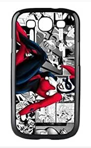 Custom Design - Joker and Harley Quinn Phone Case Cover For Samsung Galaxy S3 (WCA Designed)