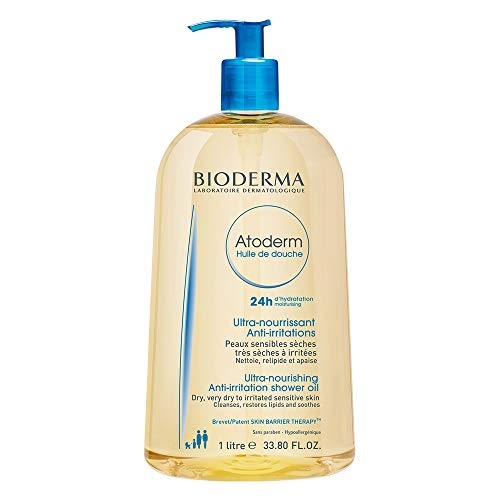 Bioderma Atoderm Moisturizing and Cleansing Oil, 33.8 Fl Oz