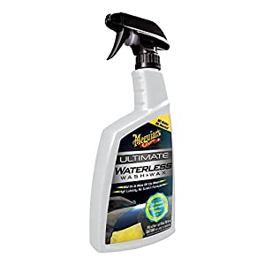 Meguiar's G3626 Ultimate Waterless Wash & Wax - 26 oz.