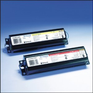 Universal C340si277rh000c Triad Electronic Fluorescent Ballast; 40 Watt, 277 Volt, (Electronic Compact Fluorescent Universal Ballast)