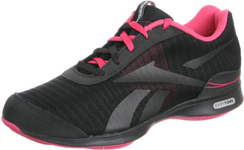 9890cd5aa Reebok Womens Walking Shoes Size 8.5 M J99854 Easytone Lead Black Synthetic  - Buy Online in Oman.