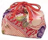 JapanBargain 1 X Yuzen Bento Box Bag #53818