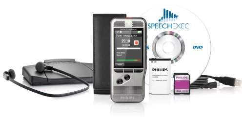 Philips DPM6700 Pocket Memo Dictation and Transcription Set by Philips
