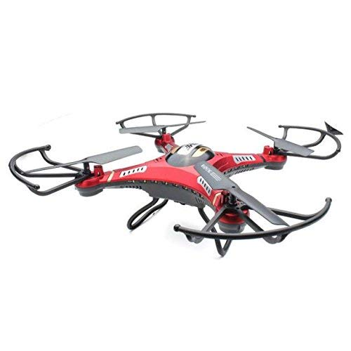 Klions JJRC H8D 6-Axis Gyro Quadcopter Drone with 5.8G WiFi FPV 1080P HD Camera/Headless Mode/One Key Automatic Return/Hovering Control/LED Lignt/360° Rolling Action