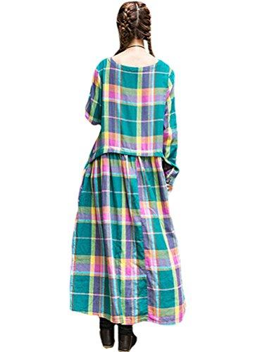 MatchLife - Vestido - para mujer Verde
