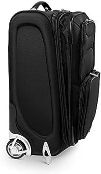 Amazon Com Ncaa Alabama Crimson Tide 21 Inch Carry On Luggage Sports Outdoors