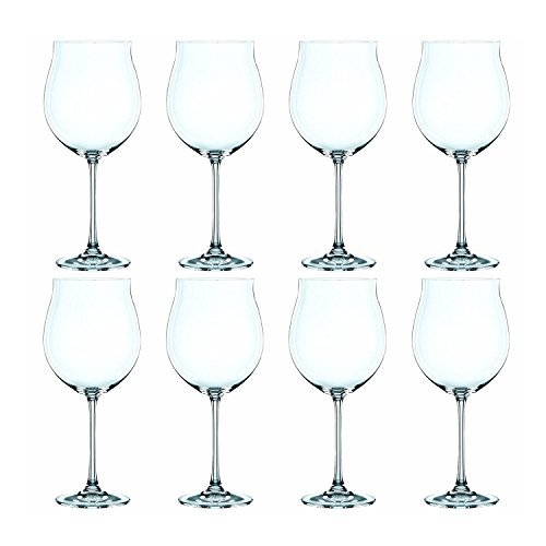 Nachtmann Vivendi Set of 8 Pinot Noir Glasses, 30-Ounce