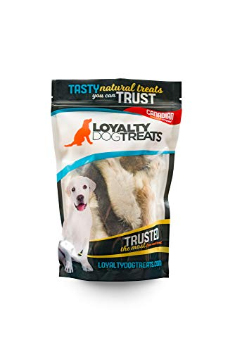 Loyalty Dog Treats Rabbit Feet for Dogs | All Natural,, used for sale  Delivered anywhere in Canada