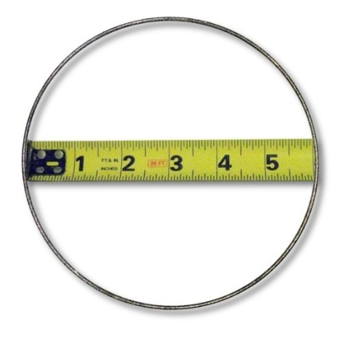 Kent 5-3/4'' Taurus 3.0 and II.2 Ring Saw Replacement Diamond Coated Blade Grit 170 by Kent Blades