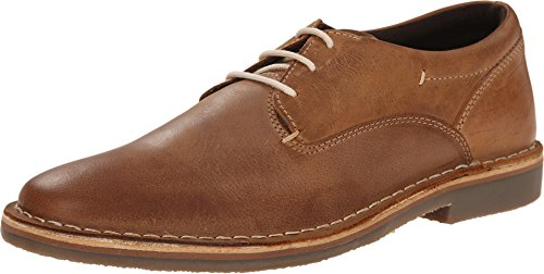 Steve Madden Men's Harpoon Oxford, Tan, 10.5 M US