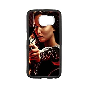 James-Bagg Phone case TV Show The hunger Games Protective Case For Samsung Galaxy S6 Style-5