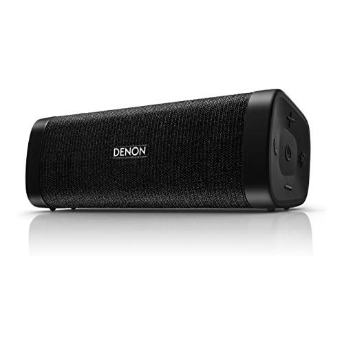 chollos oferta descuentos barato Altavoz DENON Envaya DSB 150 BT BK Color Negro Bluetooth Resistente al AGU