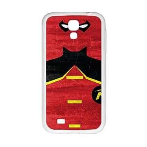 Batman Super Hero White Samsung Galaxy S4 case