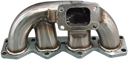 CXRacing Turbo Manifold for 89-93 Mazda Miata 1.6L T25 T28 Turbo Flange