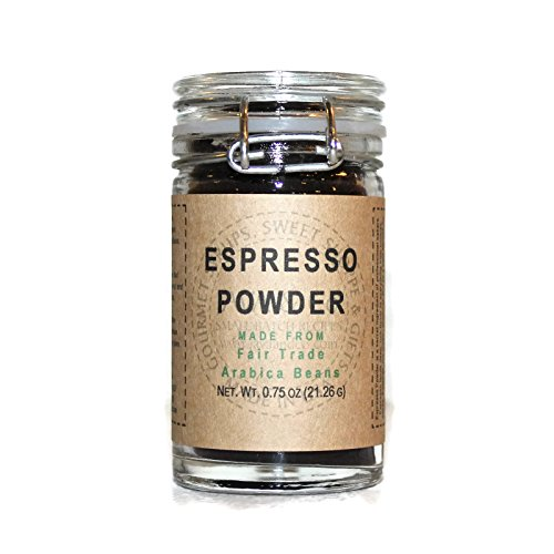 Espresso Powder by JAVA & Co, Made from Fair Trade Arabica Beans